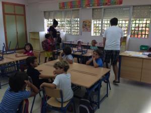 Luna's classroom