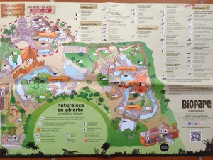 Map of Biopark