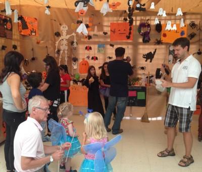 halloween exhibition at la nori a