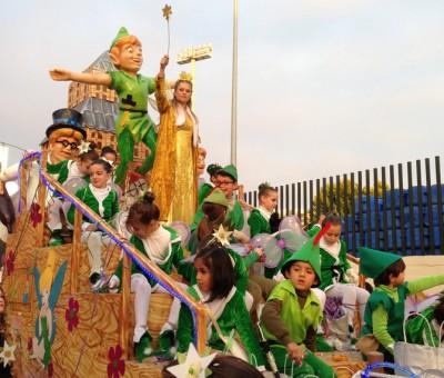 cabalgata, Almunecar, fairy