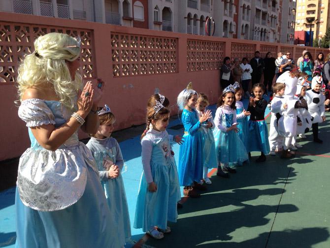 Spring Festivities in Spain