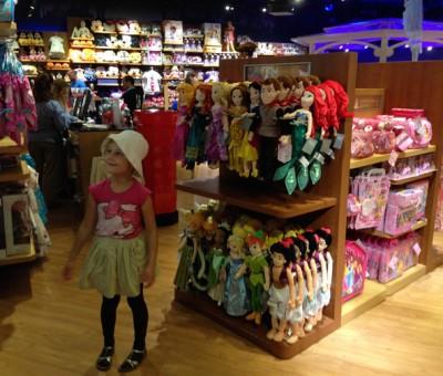 Malaga Disney Store
