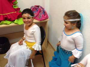 flamenco girls