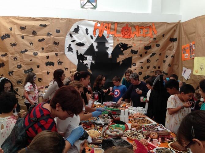 Two Years in Spain: the Kids' Progress